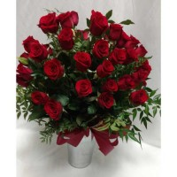 PF-254: Three Dozen Red Roses ($185.00)