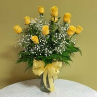 PF-260: Dozen Yellow Roses